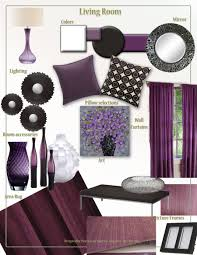 Purple Decorations For Living Room Plum Accessories For Living Room Ezautous