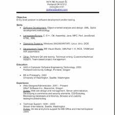 Template Cv For Part Time Job Examples Of High School How To Write A