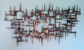 metal wall sculpture artists