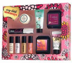 benefit cosmetics y little stowaways kit whole