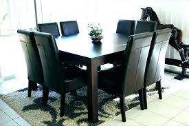 large round kitchen tables dining table seats 8 square dining room table seats 8 inspirational square large round kitchen tables