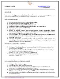 Ideas of Resume 10 Years Experience Sample About Worksheet