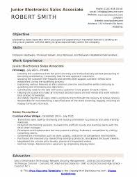 Entry Level Sales Associate Resumes Electronics Sales Associate Resume Samples Qwikresume