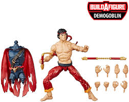 Produced by marvel studios and distributed by walt disney studios motion pictures, it is the 25th film in the marvel cinematic universe (mcu). Hasbro Marvel Spider Man Legends Series 15 Cm Grosse Shang Chi Action Figur Mit Build A Figure Element Und Accessoires Amazon De Spielzeug