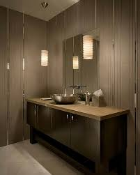 bathroom renovations room with brown walls with mirror details large brown cupboard with round bathrooms without tiles 50 alternative design ideas
