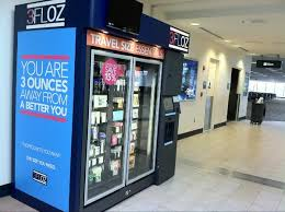 Vending Machines Sacramento Extraordinary Sacramento Airport On Twitter Exfoliate Like A Hollywood Star New