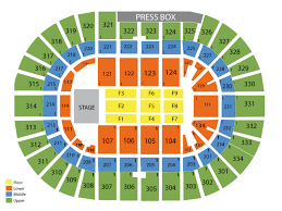 Value City Arena Seating Chart Schottenstein Center Seating Chart And Tickets Formerly