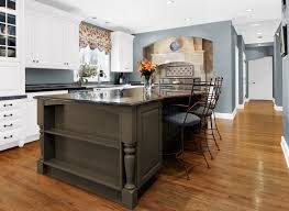 Blue Paint For Kitchen Kitchen In Ascot Blue Kitchens Rooms By Color Color