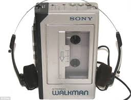 sony walkman cassette player. end of an era: sony produced the cassette tape-playing walkman until 2010 and player m