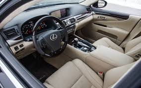 2013 Lexus LS460L - Editors' Notebook - Automobile Magazine