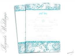 Winter Wonderland Wedding Invitations Kickalert