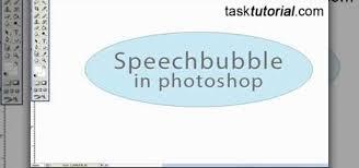 Photoshop Speech Bubble How To Create A Speech Bubble In Photoshop Photoshop