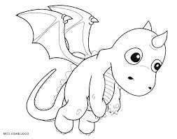Dragon Coloring Pages Printable Flying Dragon Coloring Pages