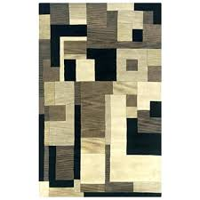tan area rug brown and craft cf taupe black modern more rugs amazing best images on brown and black area rug geometric dark tan rugs