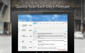 Accuweather Platinum Android Apps On Google Play