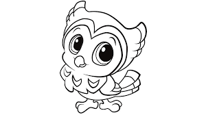 Free Printable Coloring Pages For Kids Learning Friends Owl Coloring