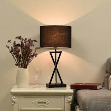 table lamp bedroom bedside lamp simple and modern nordic creative american country personality hotel nightstand decorative