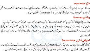 swine flu symptoms and treatment swine flu in urdu swine flu in urdu
