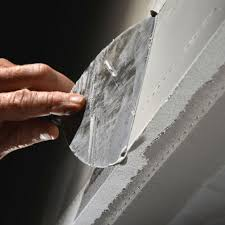 original drywall tape replaces conventional metal corner bead prevents s and uses half the compound