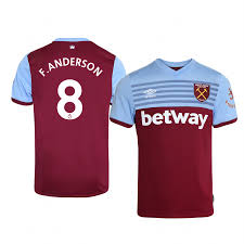 Be the first to review west ham united 20/21 home jersey cancel reply. West Ham United Felipe Anderson Home Jersey Men S 19 20