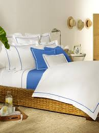 bedroom ralph lauren white with french blue banded hem discontinued bedding 71b8yb4i6pl sl1440 duvet cover full