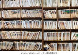 Medical Chart Shelves