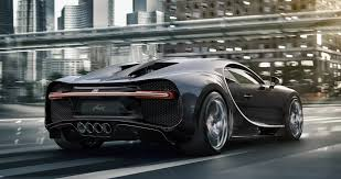 What's more, the engine's max speed took a hike to 6,900 rpm. 2020 Bugatti Chiron Noire Special Edition