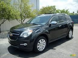 2011 Chevrolet Equinox LTZ in Black Granite Metallic - 465647 ...