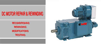 dc motor repair rewinding electromechanex llc dc motor repair rewinding services