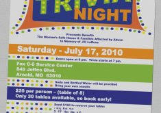 trivia night flyer templates pictures help wanted flyer template free poster group flyer