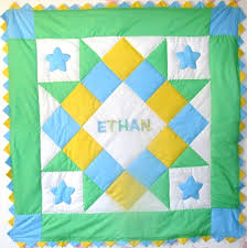 baby quilts & Personalized Baby Boy Quilt Pattern Adamdwight.com
