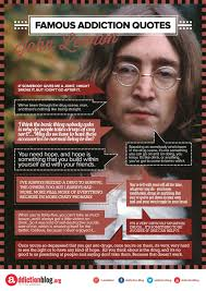 Quotes About Drugs Mesmerizing John Lennon Quotes About Drugs INFOGRAPHIC