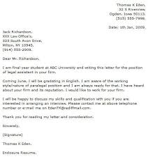 Paralegal Cover Letter Examples Cover Letter Now