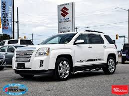 gmc 2015 terrain white. Contemporary White 2015 GMC Terrain SLE GFX AWD SUV For Gmc White R