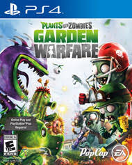 Plants vs Zombies Garden Warfare for PlayStation 4