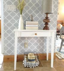 how to wallpaper furniture. Wallpaper. How To Use A Wall Stencil Wallpaper Furniture I