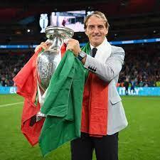 كيف حول مانشيني إيطاليا من غائب عن مونديال 2018 إلى أبطال أوروبا 2020 -  اليوم السابع