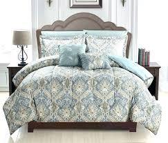 light blue and grey comforter light gray bedding light light blue gray comforter