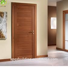Simple Bedroom Door Designs Wooden Door
