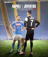 Diretta esclusiva sulla rai a partire dalle ore 21:00. Sportmob Napoli Vs Juventus Will Go Against Each Other Facebook