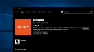 Window 10 Apps Getting Ubuntu On Windows 10 Is Now Almost As Easy As