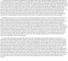 critical essay samples art critique example essay art critique example essay essay sample