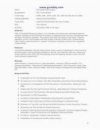 Database Administrator Resume Sample Sample Free Download