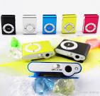MP3 player (microSD)(plastic box)