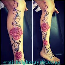 57 Extremely Gorgeous Leg Tattoos Which Are Totally Worth The Pain