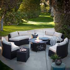 Outdoor Furniture Set With Fire Pit Clearance Sale Save Big With Hayneedle Outdoor Fire Pits Fireplaces Grills