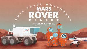 Mars Rover Rescue by Andrew Rader — Kickstarter