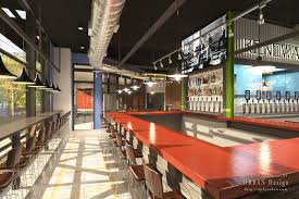 i worked with a stoneking von storch architects on rendering this interior design for a new restaurant in town we went through several iterations testing