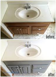 gallery of refinishing bathroom vanity inspirational 60 best countertop refinishing images on