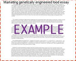 marketing genetically engineered food essay essay help marketing genetically engineered food essay potential health effects of genetically modified foods genetically modified food